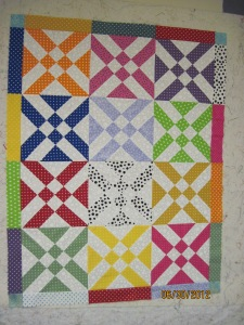 formerly posted quilt top