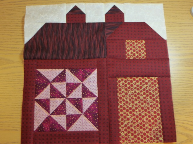 March Quilt Studio & Maundy Thurs 014
